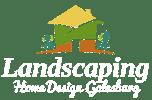 galesburg landscaping mobile logo